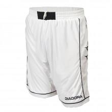 giant shorts white/black