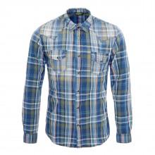 m shirt blue