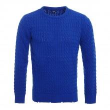 m sweater royal