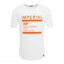 m t-shirt bianco