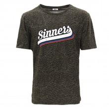 m ss t-shirt green