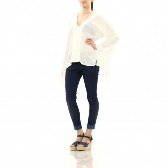 w ls shirt white