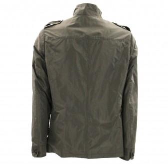 m jacket grigio