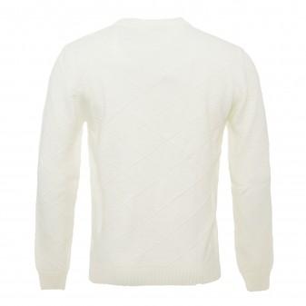 m sweater panna
