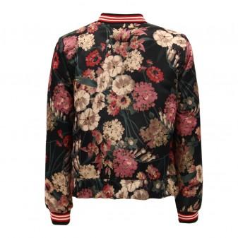 w-jacket flower