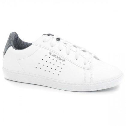 875e4506e8e sneakers sneakers le coq sportif courtset gs craft optical white dress bl -  Маратонки - Обувки - Деца