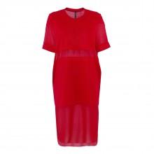 w dress red