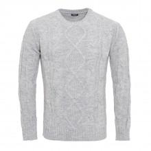 m sweater grigio