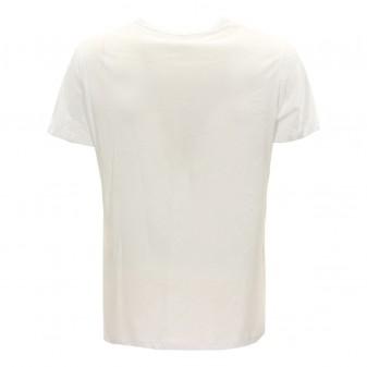 m t-shirt white