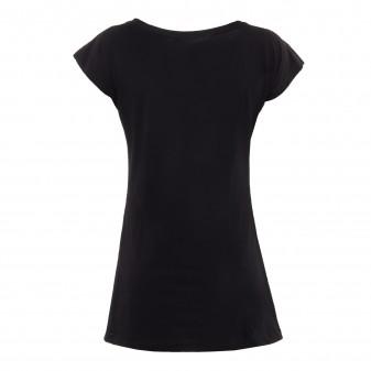 w t-shirt black