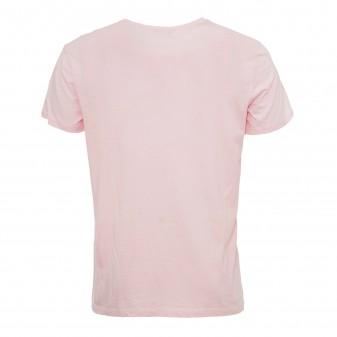m t-shirt rosa chiaro