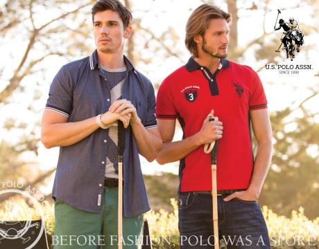 Мъжки ризи US Polo