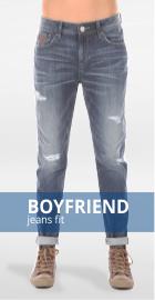 Boyfriend Jeans Fit